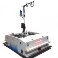 AGV自动落筒及自动挂丝系统(覆盖FDY及POY产品)