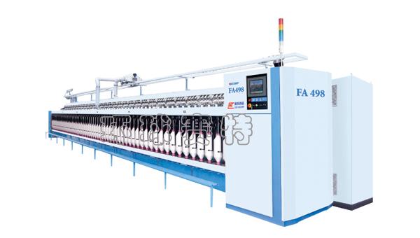 FA497/FA498四轴联动电脑粗纱机