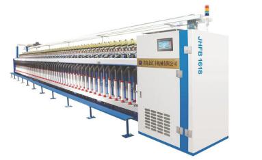 JHFB1618六軸聯動全伺服毛紡電腦粗紗機/JHF1718七軸聯動全伺服棉紡電腦粗紗機