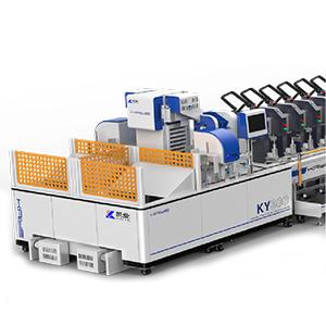 KY系列絡筒智能投紗系統