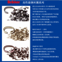 Bracker高性能钢丝圈系列