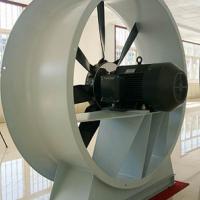 桨翼型纺织节能轴流风机