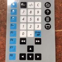 村田自络筒控制面板