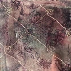 如图蕾丝网布 要现货 提供小样 柯桥门市供应商优先