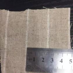 11s*11s亞麻55棉45,51*47平方克190左右的色織坯和麻色成品布