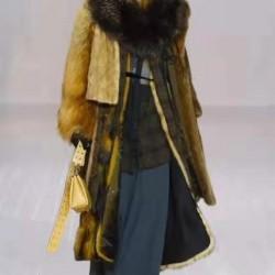 采購毛皮 需要真正的毛皮面料 不同動物毛皮 做服裝里組合在一起 具體風格請看圖片