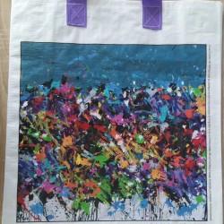 求仿亚麻购物袋供应商 采购数量:1200万~1400万个 规格:40 x 50 x 16 cm顶部折叠 1.5cm 配图仅供参考款式,要找仿亚麻!仿亚麻!